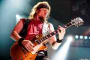 Adrian Smith, guitarrista de Iron Maiden, Bilbao Exhibition Centre (BEC), 2014