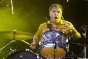 Ron Miller, baterista de Kid Congo and The Pink Monkey Birds, Andoaingo Rock Jaialdia, 2014