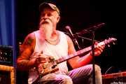 Seasick Steve, cantante y guitarrista, Azkena Rock Festival, 2014