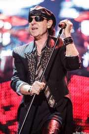Klaus Meine, cantante de Scorpions, Azkena Rock Festival, 2014