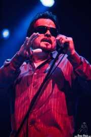 John Garcia, cantante de Unida, Azkena Rock Festival, 2014