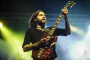 Josh Coleman, guitarrista de Royal Thunder, Azkena Rock Festival, 2014