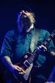 Josh Weaver, guitarrista de Royal Thunder, Azkena Rock Festival, 2014