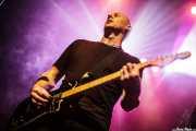 Dave Kettley, guitarrista de The New Christs, Kafe Antzokia, 2014