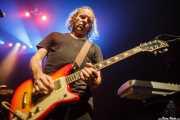 Brent Williams, guitarrista y teclista de The New Christs, Kafe Antzokia, 2014
