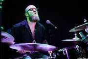 Christos Hansen, baterista de Speedbuggy USA, Centro Niemeyer, 2014