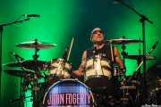 Kenny Aronoff, baterista de John Fogerty, Músicos en la naturaleza, 2014