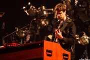 John Clement Wood, teclista y guitarrista de The Black Keys, Bilbao BBK Live, 2014