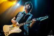 Marc Carrey, guitarrista de TV Smith and The Bored Teenagers, Kafe Antzokia, 2014