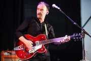 Bill Shanley, guitarrista de Ray Davies, Donostiako Jazzaldia - Zurriola, 2014