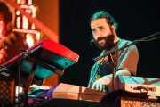 Daniel Bedrosian, teclista de George Clinton's Parliament Funkadelic, Donostiako Jazzaldia - Zurriola, 2014