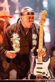 Ricky Rouse, guitarrista de George Clinton's Parliament Funkadelic, Donostiako Jazzaldia - Zurriola, 2014