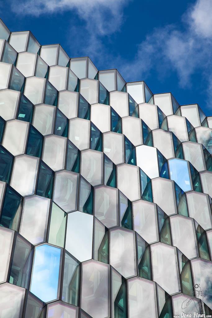Harpa Concert hall & Conference centre(Henning Larsen Architects & Olafur Eliasson, 2011), Reikiavik, Islandia, 2014