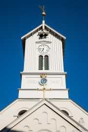 Catedral de Reikiavik - Dómkirkjan í Reykjavík (1796), Reikiavik, Islandia, 2014