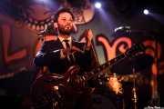 Albert Greenlight, guitarrista de The Excitements, Aste Nagusia - Algara Txosna, 2014