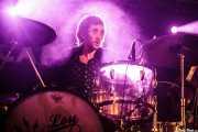 Guantxe, baterista de Cápsula