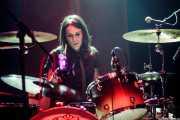 Aiala Etxaburu, baterista de Moon Shakers