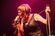 Inge Isasi, cantante de Moon Shakers