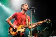 Jared Swilley, bajista y cantante de The Black Lips