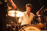 Mike Noga, baterista de Mick Turner