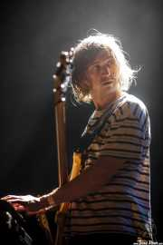 Rob Laakso, bajista y teclista de Kurt Vile & The Violators (23/08/2014)