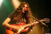 Kurt Vile, guitarrista y cantante de Kurt Vile & The Violators (23/08/2014)