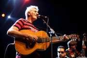 Santiago Delgado, cantante y guitarrista de Santiago Delgado y los Runaway Lovers (05/09/2014)