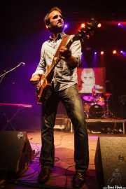 """Guillermo Gutiérrez """"William"""", cantante y guitarrista de Los Brazos (05/09/2014)"""
