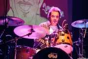 Rubén Fernández, baterista de The WOP Band (05/09/2014)