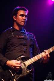 Alex Iturbe, guitarrista y armonicista de The WOP Band (05/09/2014)