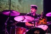 Alex Alonso, baterista de Jare (05/09/2014)