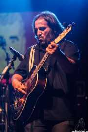 Aitor Cañibano, guitarrista de The Travelling Brothers (06/09/2014)