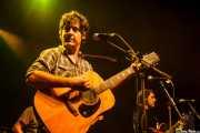 Txomin Guzmán -cantante y guitarrista- y Alfredo Niharra -guitarrista- de The Fakeband (06/09/2014)
