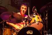 Txampi, baterista de Doctor Deseo (06/09/2014)