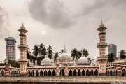 Masjid Jamek Kl (Mezquita) (10/09/2014)