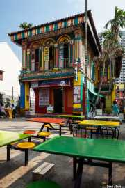 Residence of Tan Teng Niah en Little India (15/09/2014)