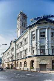Wisma Kastam (Sede de Ferrocarriles Malayos) (22/09/2014)