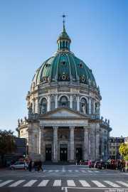Frederiks kirke / Marmorkirken (Nicolai Eigtved) (04/10/2014)
