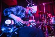 Freddie J IV, cantante y guitarrista de Left Lane Cruiser (10/10/2014)