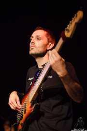 Victor Gómez Castro, bajista de Luis Vil y la Mala Crianza (11/10/2014)