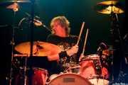 "J.P. ""Thunderbolt"" Patterson, baterista de The Dictators NYC (17/10/2014)"