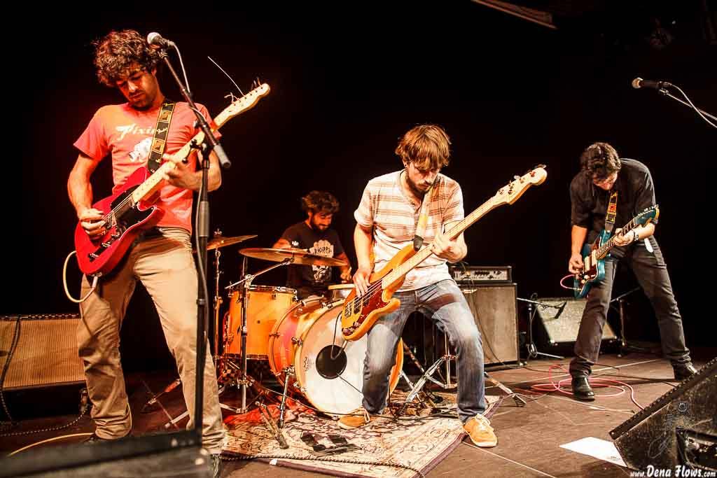 Yellow Big Machine, Sala Cúpula (Teatro Campos Elíseos), Bilbao, 25/10/2014