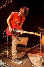 Pablo Moreno, guitarrista de Yellow Big Machine (25/10/2014)