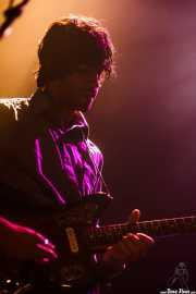 Pedrum Siadatian, guitarrista de Allah-las, Kafe Antzokia. 2014
