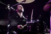 Daniel Maiden-Wood, baterista de Anna Calvi, Bilbao Exhibition Centre (BEC). 2014