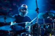 Bryan Devendorf, baterista de The National, Bilbao Exhibition Centre (BEC). 2014