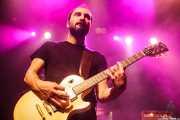 Lorenzo Moretti, guitarrista de Giuda, Kafe Antzokia. 2014