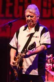 Mick Ralphs, guitarrista de Mick Ralphs Blues Band, Sala BBK. 2014