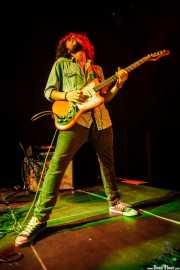Michael Vera, guitarrista de Educados, Sala Cúpula (Teatro Campos Elíseos). 2014