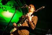 Jay Le Saux, guitarista de The Mergers, Purple Weekend Festival. 2014